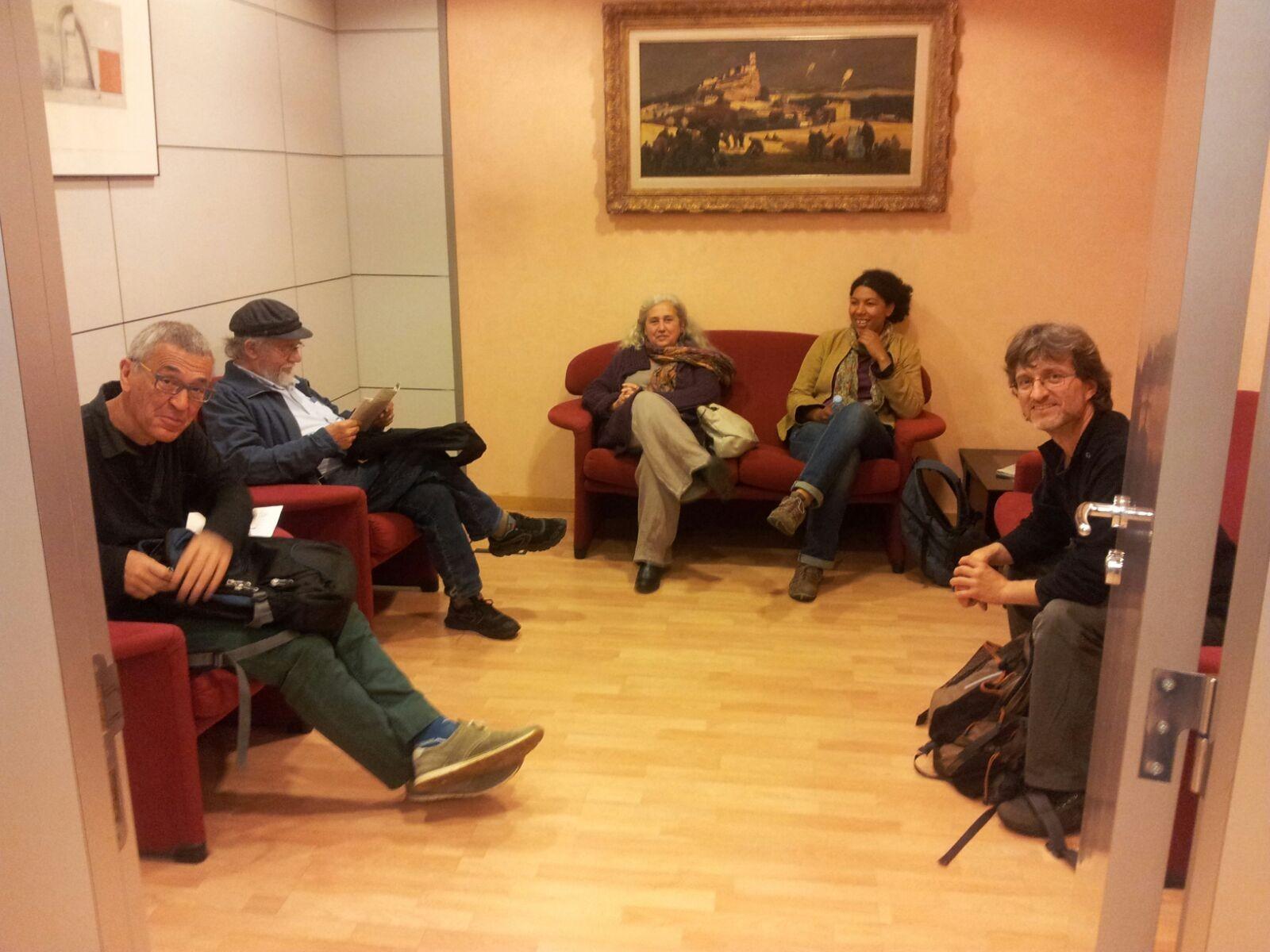 Ecologistes de Catalunya es reuneix aquesta tarda amb el Conseller de Territori