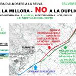 Noves reunions informatives sobre el projecte de carretera Almoster-La Selva