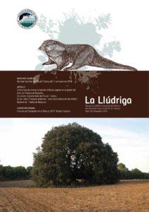 Nou número de la revista de Limnos: La Llúdriga 93