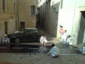 Demanem la retirada del Pla de carreteres de la Diputació de Girona