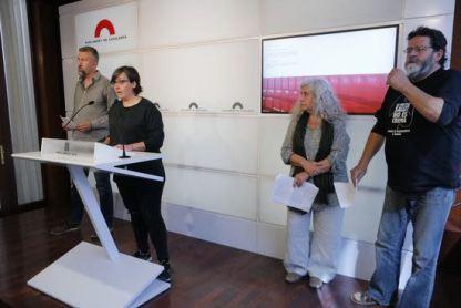 La CUP, CSQP i una trentena d'entitats demanem la dimissió de Josep Maria Tost