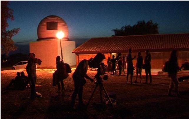 Observació nocturna del cel 2017