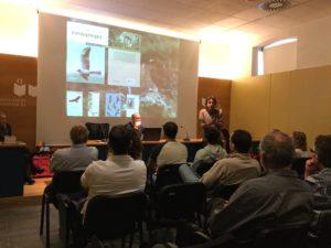 Bona assistència a la presentació de les guies d'ocells al Museu Darder