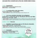 ADENC EN SUPORT DE LA JORNADA 13 DE MAIG – REFEM EL CENTRE DIRECCIONAL DE CERDANYOLA DEL VALLÈS.