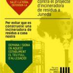 Com presentar al·legacions al projecte de construcció d'una incineradora de residus a Juneda.