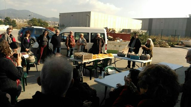 Lliurament de premis a les millors persones que usen la deixalleria de Pallejà 2016