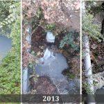 Limnos denuncia un abocament continuat d'aigües contaminades al rierol Remençà