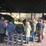 Veïns de Sarrià visiten Torrelles de Llobregat per conèixer la planta de compostatge i el model Residu Mínim