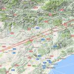 Cigonyes hivernants al Pla de l'Estany per primer cop