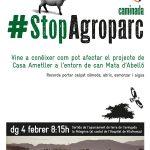 Caminada #SotpAgroparc