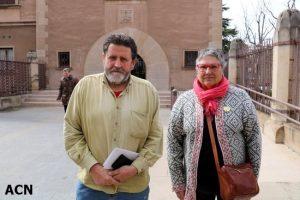 Primera reunió bilateral a Lleida entre l'església i Ipcena, amb voluntat de diàleg i deixant de banda l'enfrontament