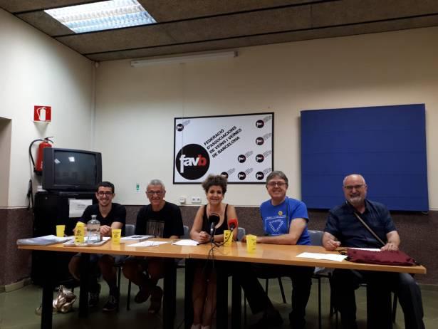 Continuen les accions de denúncia contra Barcelona Energia (BE).