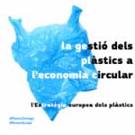Eliminem els plàstics d'un sol ús! -l'article de l'ham de l'agost-