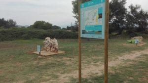 S'inaugura oficialment l'itinerari cultural de la Platja d'Espolla