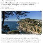 Els municipis surten al rescat de la Costa Brava