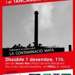 Defensem la salut, tanquem la incineradora de Barcelona