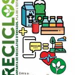 Projecte Reciclos per fomentar la recollida de residus al Pla de l'Estany