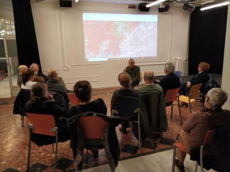 Debat a la casa Orlandai: el dret a l'habitatge a Sarrià.
