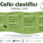 """Nova edició """"Cafès Científics. Sabadell, 2019"""""""