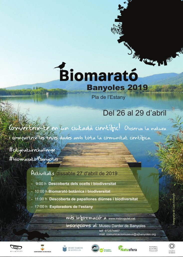 Celebració de la Biomarató Banyoles del 26 al 29 d'abril de 2019