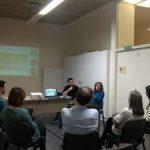 El projecte Biodiversifiquem l'entorn urbà desperta interès de voluntaris i voluntàries
