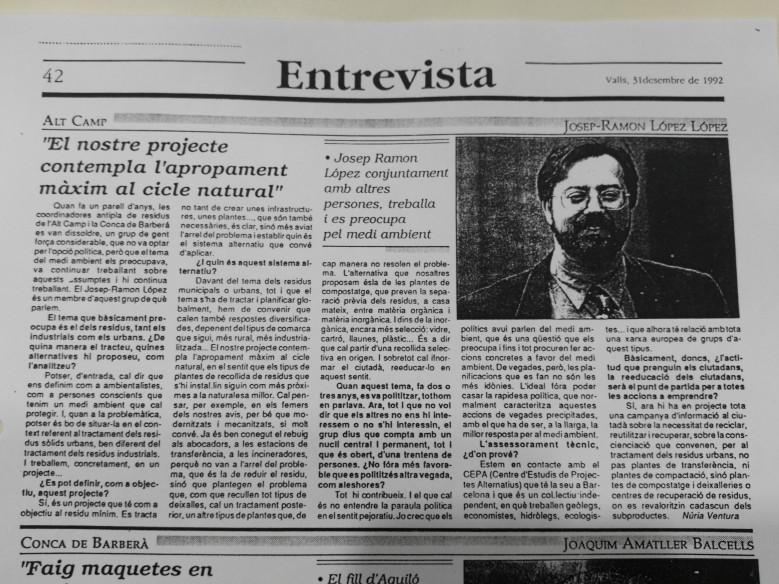 XXVè Memorial Josep Ramon Lòpez. Emotiva conferència de tancament.