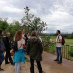 Visita a Espolla del projecte Paisatges Salvats