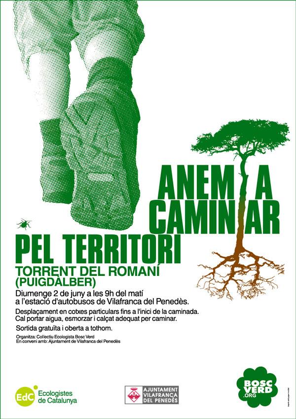 Descoberta de la a natura al Torrent de Romaní (Puuigdàlber)