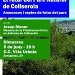 Collserola el parc natural més amenaçat de Catalunya