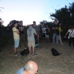 QuiroRius i nit de ratpenats a Abrera amb l'associació ANDA