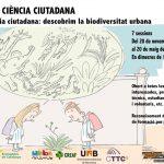L'ADENC organitza un curs de Ciència Ciutadana!