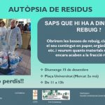 Nova acció per visualitzar que cal aprofitar els residus …