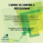 L'ADENC US CONVIDA A REFLEXIONAR!