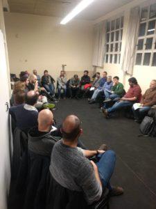 Èxit de participació en el debat a Ca l'Estruch sobre l'emergència ecològica al Vallès