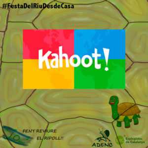 Participa a la #FestaDelRiuDesdeCasa!