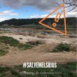 La IAEDEN, amb d'altres entitats de Catalunya, impulsa al campanya SALVEM ELS RIUS amb l'objectiu d'aturar les agressions als ecosistemes fluvials que està realitzant l'ACA.