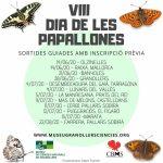 Sortida naturalista en el VII Dia de les papallones