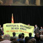 LA FEDERACIÓ ECOLOGISTES DE CATALUNYA (EdC) DEMANEM LA RESTITUCIÓ DEL DEPARTAMENT DE MEDI AMBIENT.